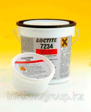 Loctite 7234 1kg, Высокотемпературный состав с керамическим наполнителем для нанесения кистью