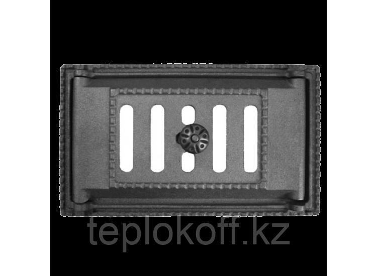 Дверь поддувальная ДП-2А 250х140, крашеная (Рубцовск-Литком)