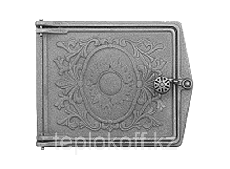 Дверь топочная ДТ-3 250x210 RLK 385, некрашеная (Рубцовск-Литком)