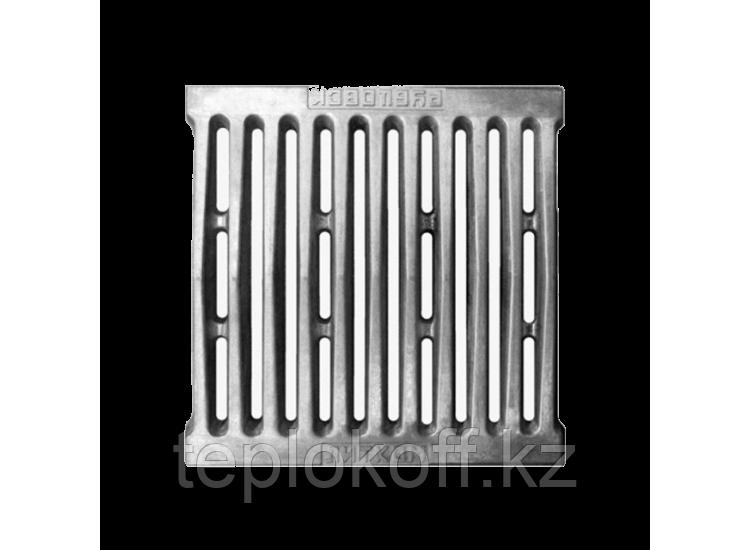 Решётка колосниковая РД-4 250x250, некрашеная (Рубцовск-Литком)