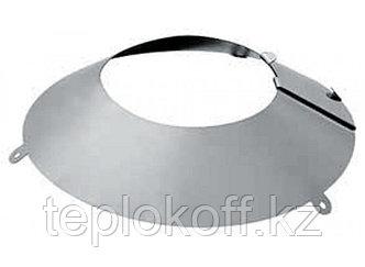 Фланец-конус D=200-210, AISI 430, 0,5 мм (Феррум)