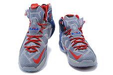 Кроссовки для баскетбола Nike Lebron 12 USA Series, фото 3