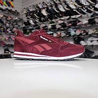 Reebok Classic Leather Красный