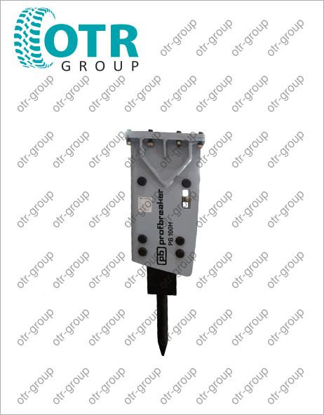 Гидромолот для гусеничного экскаватора DOOSAN SOLAR 220LC-III