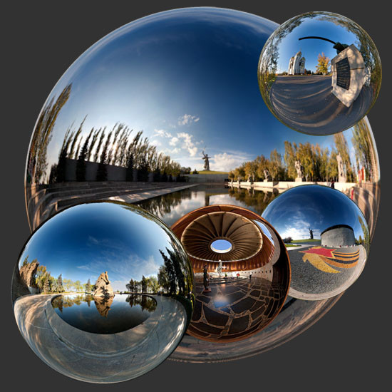 Создание виртуальных туров в Туркестане