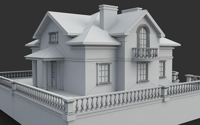 3D моделирование и визуализация в Иссыке