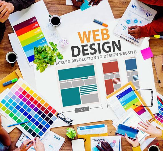 Разработка веб дизайна в Туркестане