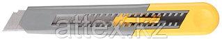 """Нож STAYER """"STANDARD"""" с сегментированным лезвием, инструментальная сталь, 18 мм 0910"""