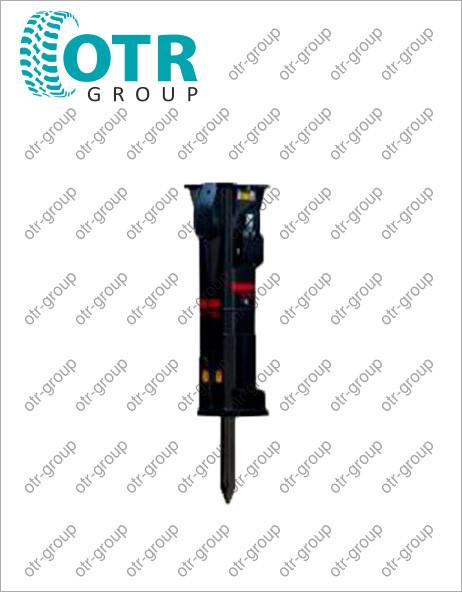 Гидромолот для колесного экскаватора Caterpillar M316C