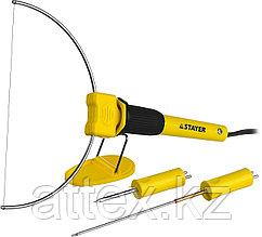 Прибор STAYER MASTER MAXtermo для художественной резки пенопласта, пластика, 3 насадки, 7Вт 45257-H3