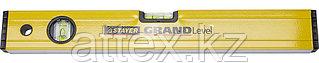"""Уровень STAYER """"PROFI"""", """"GRAND"""" коробчатый особо усиленный, фрезерован базовая поверхность, 2 против  3463-040_z02"""