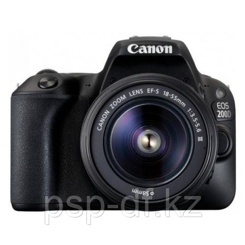 Canon EOS 200D kit 18-55mm f/3.5-5.6 III