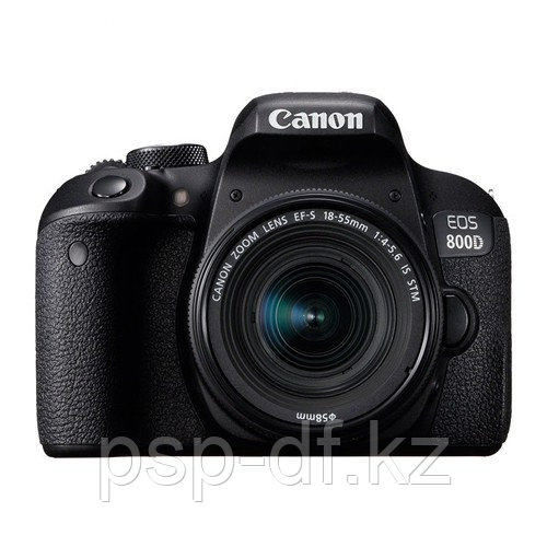 Фотоаппарат Canon EOS 800D kit 18-55mm f/4-5.6 IS STM гарантия 1 год
