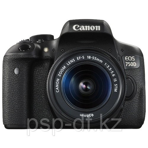 Canon EOS 750D kit 18-55mm f/3.5-5.6 IS STM