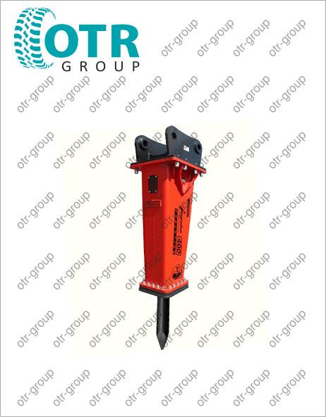 Гидромолот Impulse 600EVO для экскаватора массой до 40 тонн