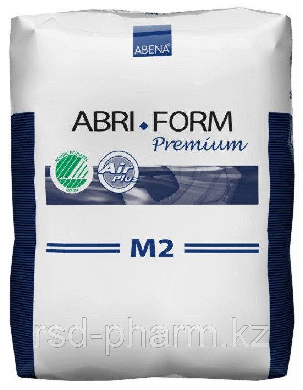 """Подгузники анатомические """"все в одном"""" Abena Abri-Form Premium, 10 шт в уп, размер M2"""