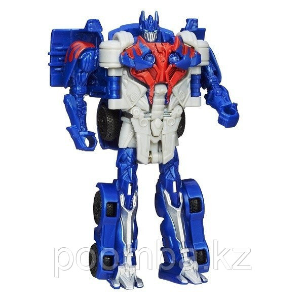 Трансформеры 4 Уан Степ Hasbro Optimus Prime