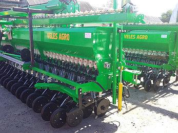 Зерновая механическая сеялка СЗМ -6 прицепная , фото 2
