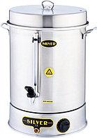 Чаераздатчик 36 литров (1 кран) SILVER