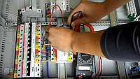 Испытание сопротивления изоляции электропроводки
