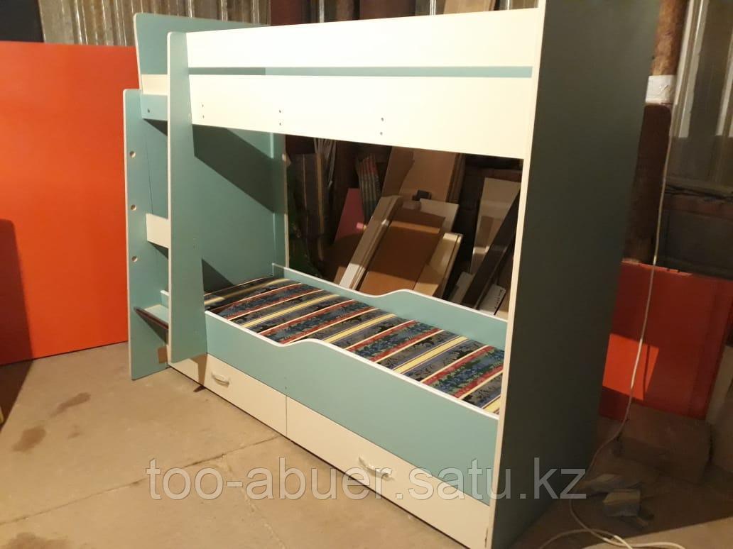 Двухъярустная кровать от 40 000тнг!