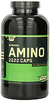 Optimum Nutrition Superior Amino 2222 (300 капсул)