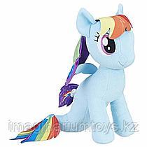 Мягкая игрушка Пони Искорка русалка
