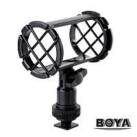 Антивибрационное крепление для микрофона Boya BY-C04, фото 1
