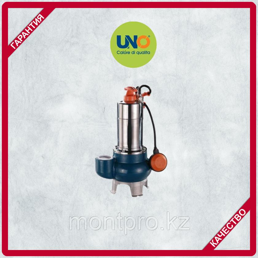 Насос для канализационных вод UNO MCS 15-1 погружной с двухканальным колесом
