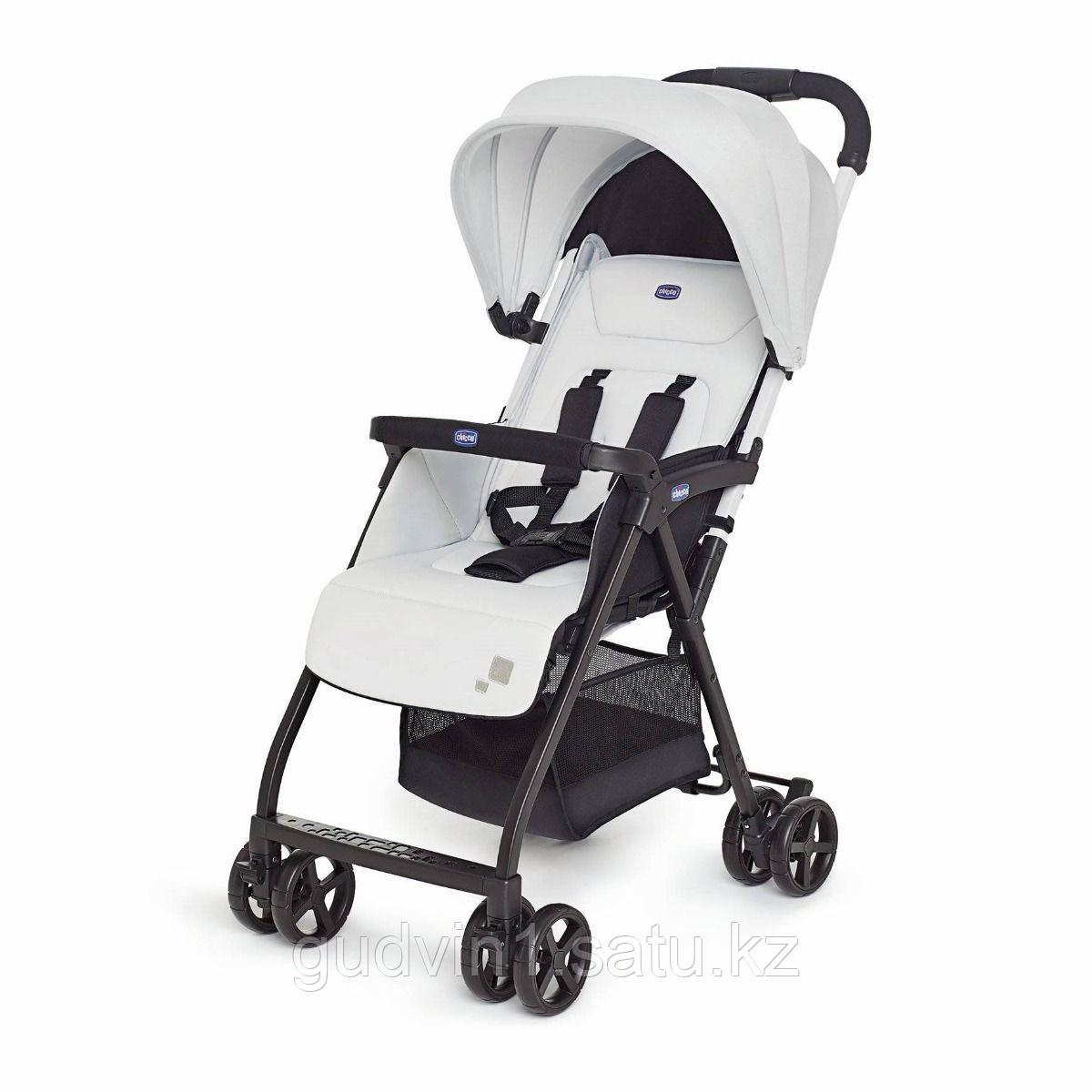 Chicco: Прогулочная коляска Ohlala Silver 1081661