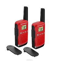 Радиостанция Motorola TALKABOUT T42 Red Twin Pack