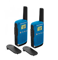 Радиостанция Motorola TALKABOUT T42 Blue Twin Pack