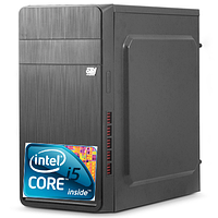 Компьютер Intel Core i5-540m 2.53GHz/ 4GB/HDD 500/DVD/450W, фото 1