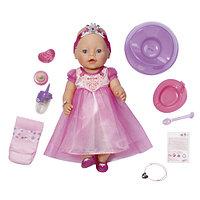 Кукла Baby born Кукла Принцесса Интерактивная, 43 см