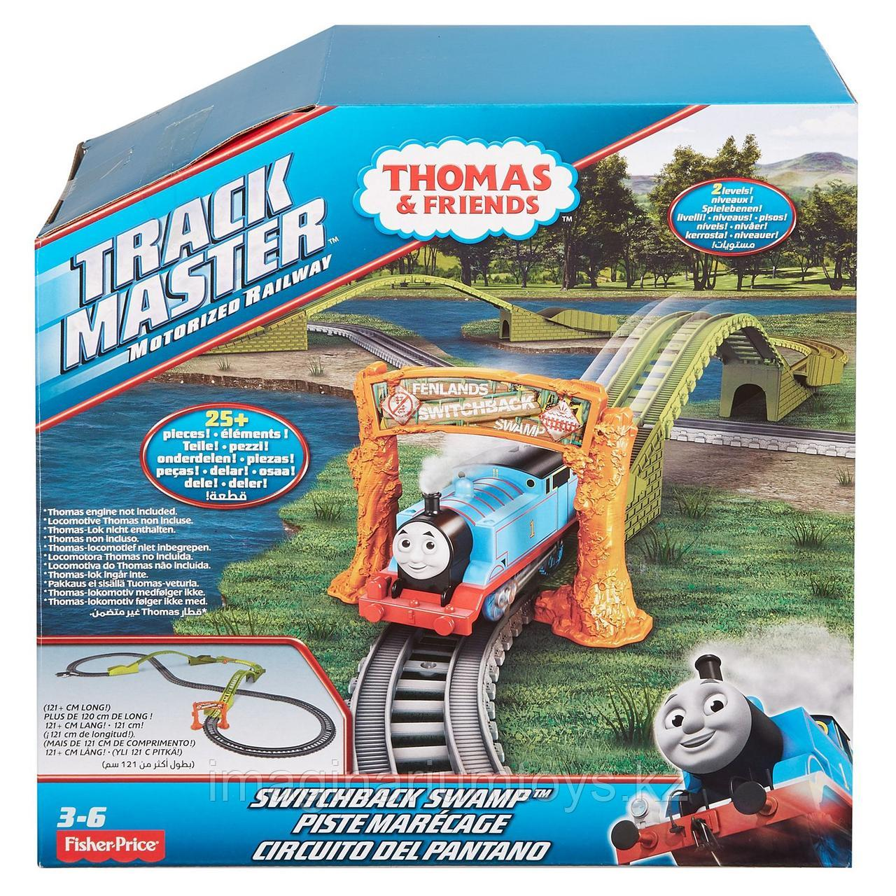Железная дорога «Томас и друзья» Болотная петля