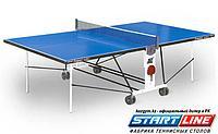 Всепогодный теннисный стол Start Line Compact Outdoor LX с сеткой, фото 1