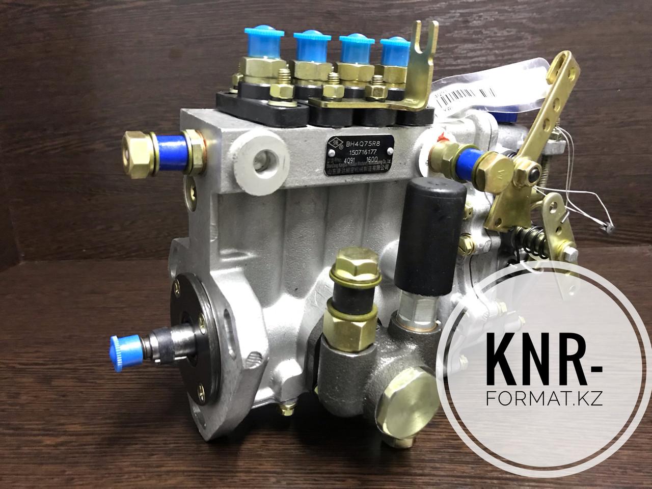 ТНВД Топливный насос высокого давления FOTON BH4Q75R8 Foton BJ1032 BJ1036 4D22 BJ1041 (ЩУП)