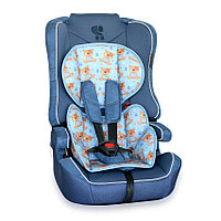 Автокресло Lorelli Explorer 9-36 кг Синий / Blue Cute Bears 1859