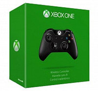 Controller Wireless Black (XboxOne)