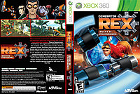 Generator Rex - Agent of Providence (Action)