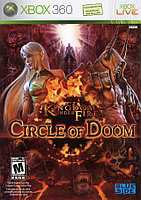 Kingdom Under Fire Circle Of Doom (Action)