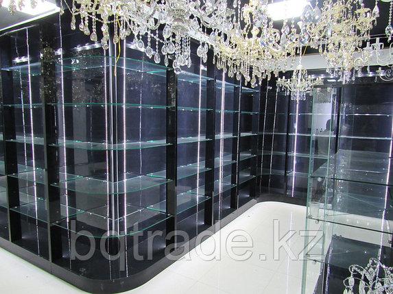 Стеклянные торговые витрины, фото 2