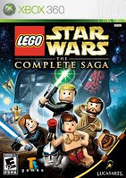 LEGO - Star Wars The Complete Saga (Action)