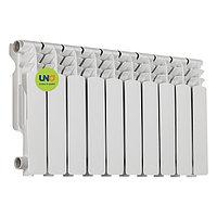 Алюминиевый радиатор Uno-Logano 350/100 (10 секций)
