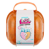 LOL - Шипучий сюрприз кукла и питомец (оранжевый)