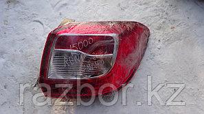 Фонарь задний правый Renault Sandero II