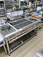 Промышленные газовые плиты 12 конфорок