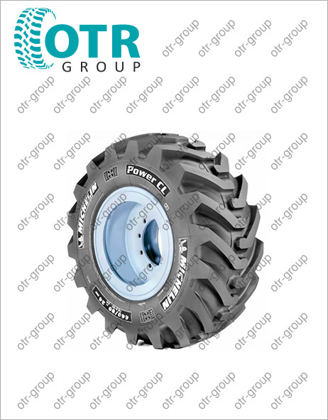 Шина 500/70-24 (19.5L-24) Michelin POWER CL