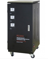 Стабилизатор напряжения Ресанта АСН 30000/3 ЭМ