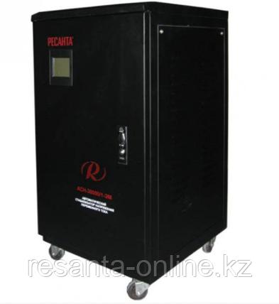 Стабилизатор напряжения Ресанта АСН 30000/1 ЭМ, фото 2